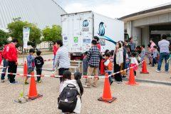 滋賀県トラック青年協議会 ひんやり体験