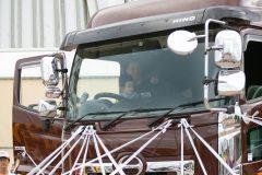 滋賀県トラック青年協議会 死角体験